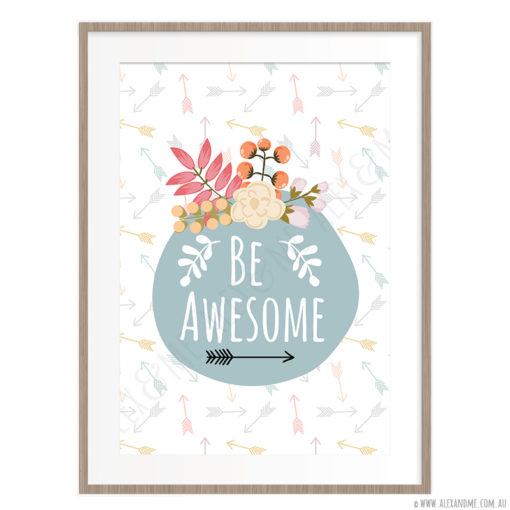 Be-Awesome---Arrows