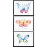 Butterfly-Set