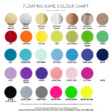 Floating-Name-Colour-Chart