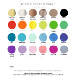 Garland-Acrylic-Colours