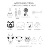 Garland-Shapes-Woodland-Chart