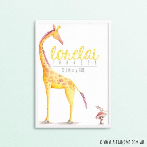 PP-Giraffe