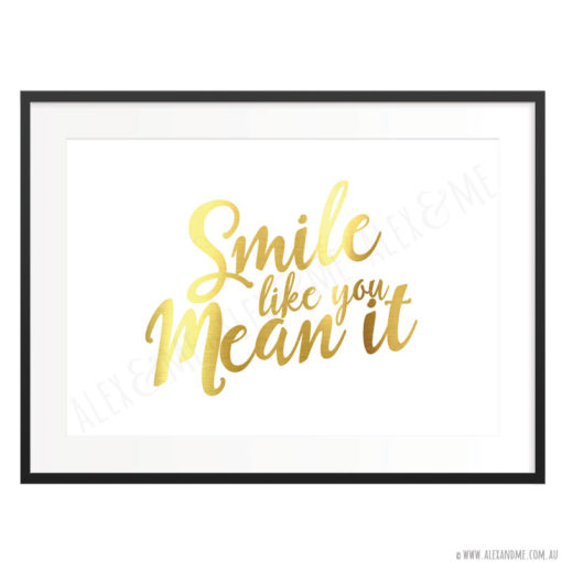 Smile-Gold