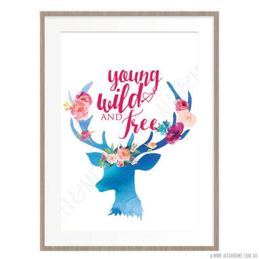 YWF-Deer-01