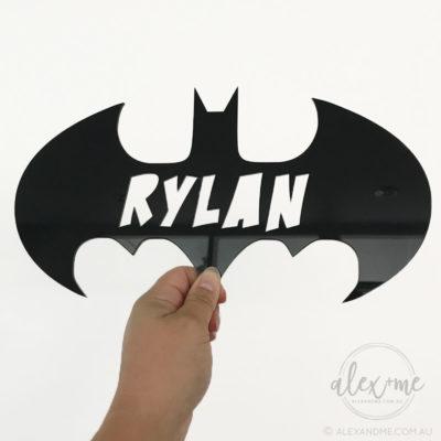 Bat Name Plaque