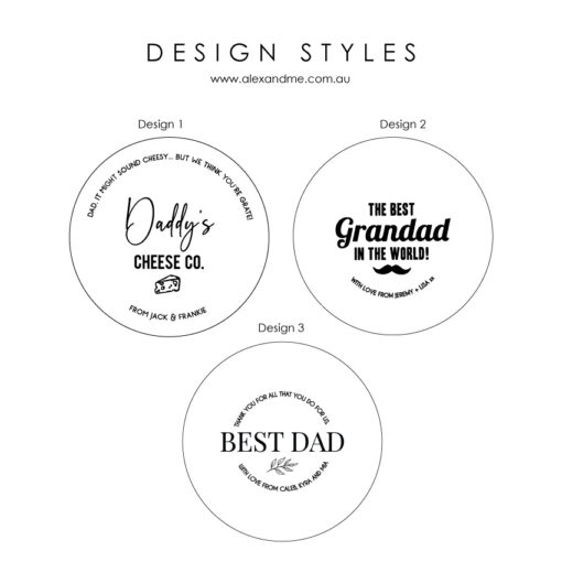 Cheeseboard Designs