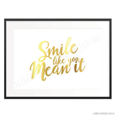 Smile-Gold